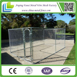 Professional Manufacture Galvanized Pet Cage pictures & photos