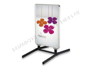 Floor Stand Advertisement Board for Display (LT-10H) pictures & photos