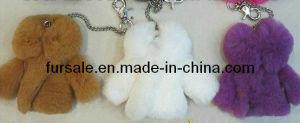 Real Fur Key Chain (5)