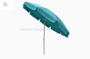 Hot Sale 9ft Fiber Glass Parasol with Crank-Garden Parasol Patio Umbrella Outdoor Umbrella Garden Umbrella pictures & photos