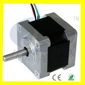 2 Phase Hybrid Stepper Motors NEMA14 1.8 Degree Jk35hy28-0504 pictures & photos