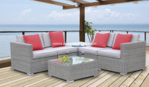 Outdoor Wicker Modern Rattan Sofa Set pictures & photos