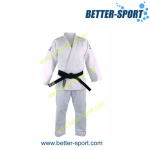 Judo Uniform, Judo Suit for Judo Training pictures & photos