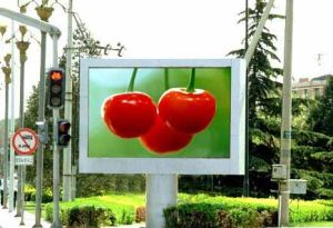 P10 Outdoor Full Color Panel LED Display pictures & photos