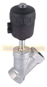 2′′ Piston-Operated Valve Piston Angle Seat Valve Big Size Jzf-50 pictures & photos