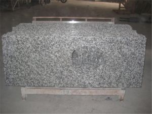 G439 Granite Countertop for Kitchen and Bathroom Vanity pictures & photos
