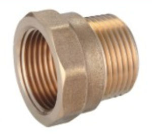 Brass Fittings Male & Female Coupling Copper Tb-16 pictures & photos