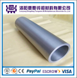 Pure Molybdenum Tubes/Pipes or Tungsten Tubes/Pipes in Sapphire Crystal Furnace with Factory Price pictures & photos