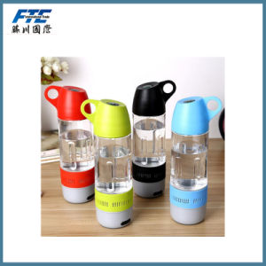New Waterproof Outdoor Bottle Bluetooth Speaker pictures & photos