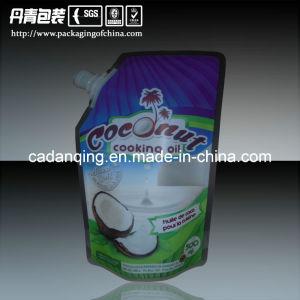 Hot Sale Plastic Zipper Bag (DQ0020) pictures & photos
