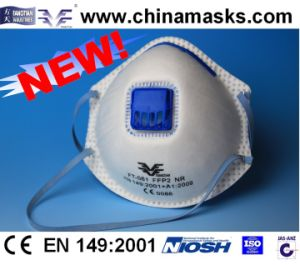Dolomite Test Dust Mask CE Dust Mask CE Face Mask N95 Respirator pictures & photos