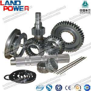 Sinotruk HOWO Gearbox Spare Parts pictures & photos