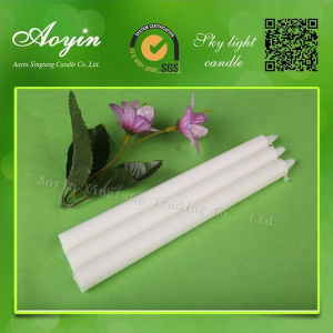 75g Paraffin Wax White Cheap Candles Dinner Candles pictures & photos