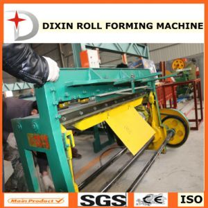 Ce/ISO9001 Certification Dixin C80/300 Purlin Roll Forming Machine pictures & photos