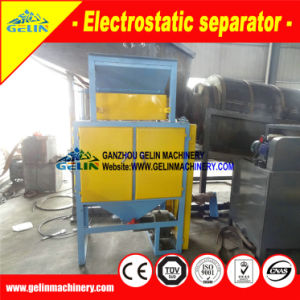 Electrostatic Separator Electric Separator for Zircon Sand Ore Separation pictures & photos