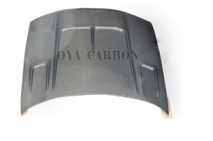 Carbon Fiber Front Hood (T-style) for Nissan Gtr33 pictures & photos