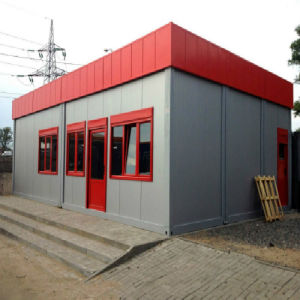 Prefab Containerized Modular Building for Housing pictures & photos