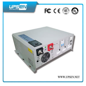 Hybrid Inverter Combined with MPPT Controller Together 1-10kw pictures & photos