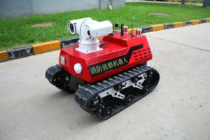 Environmental Monitoring Fire Fighting Robot pictures & photos