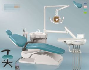 Hot Sale High Quality Medical Instrument Dental Chair pictures & photos