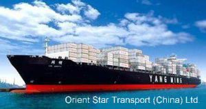 Shipping Company From China to Europe