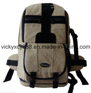 Double Shoulder Digital Multifunction Camera Bag Case Backpack (CY6918) pictures & photos