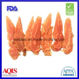 High Quality Natural Dog Treats Chicken Jerky pictures & photos