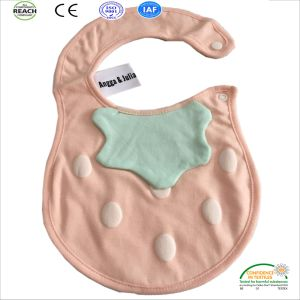 Customized Design Promotional Baby Bibs pictures & photos