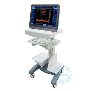Color Doppler Ultrasound System (Touch Screen) (DopScan L22) pictures & photos