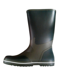 Man′s Marine Rubber Boots pictures & photos
