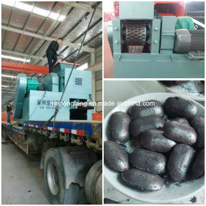 Hot Sale in Kazakhstan Manganese Powder Briquette Machine