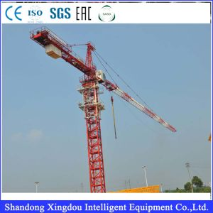 Qtz Tower Crane Spare Parts Used Tower Crane Second Hand Tower Crane Building Material for Sale pictures & photos
