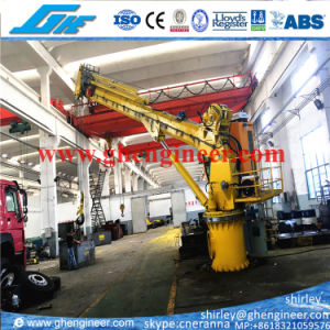 Customized Hydraulic Offshore Marine Crane pictures & photos