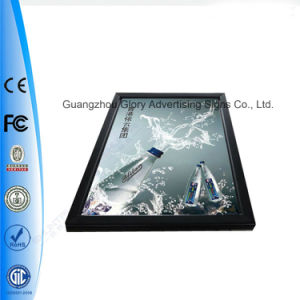 Highlight Edgelilght Black Frame Slim Light Box pictures & photos