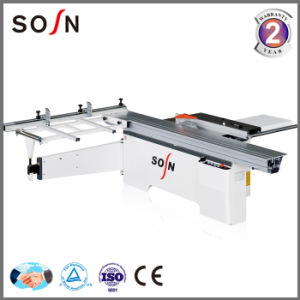 Heavy Duty Precision Sliding Table Panel Saw (MJ6128D) pictures & photos
