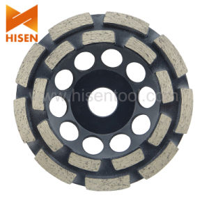 Segmented Type Diamond Grinding Cup Wheel pictures & photos
