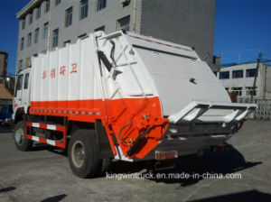 Sinotruk Brand 10m3 for Garbage Truck pictures & photos