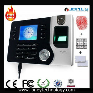 Zdc60t RFID and Fingerprint Reader Time Attendance Machine pictures & photos