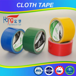 Colorful Strong Adhesive Packaging Duct Tape in Cloth Material