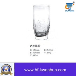 Machine Press-Blow Glass Cup Glass Cup Kb-Hn01057 pictures & photos