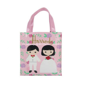 Colorful PVC Shopping Tote Bag Beach Bag for Promotional Gift pictures & photos