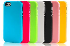 TPU Solid Color Case for iPhone 5 5s (KT-11035)