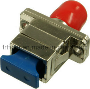 FC-Sc Fiber Optic Connector (Flange) pictures & photos