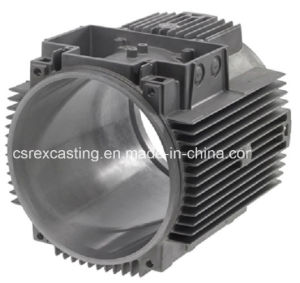 Cast Aluminium Motor Case for AC Motors pictures & photos
