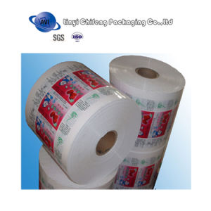 OEM PE Plastic Packaging Film for Liquid Packaging Milk Packaging pictures & photos