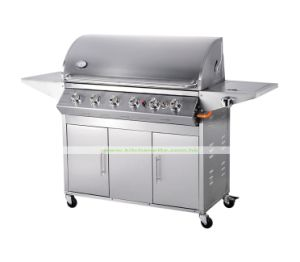 Stainless Steel Freestanding Gas BBQ for Outdoor Kitchen (WH-D950)