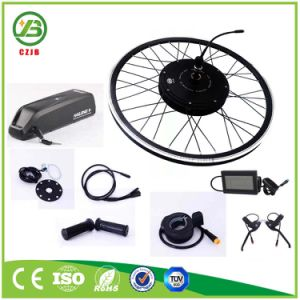 Czjb DIY 48V 1000W Rear Cheap Electric Bike Kit with Battery pictures & photos