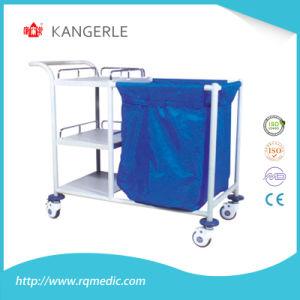 Medical Nursing Trolley//Hospital Cart/Medical Trolley pictures & photos