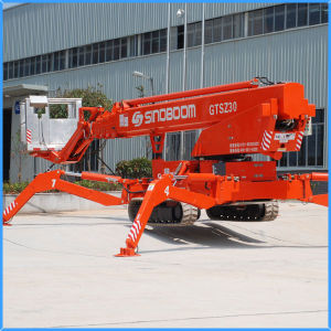 High Quality Mobile Hydraulic Man Lift