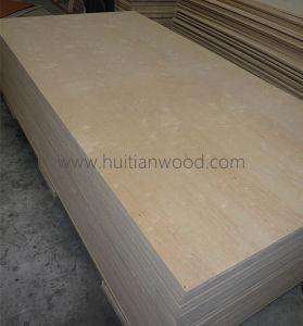 High Grade White Birch Decorative Plywood pictures & photos